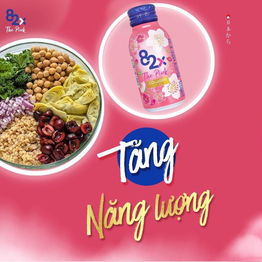 món ngon với collagen the pink 2
