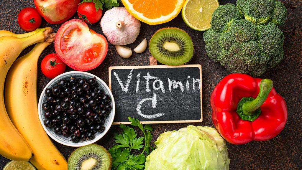 trái cây chứa vitamin C