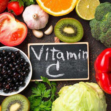 Vitamin C và Collagen