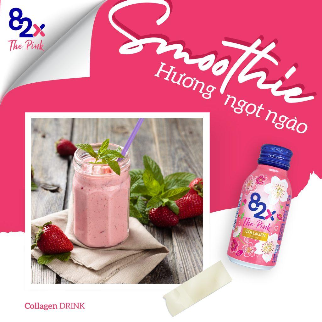 món ngon với collagen the pink 5