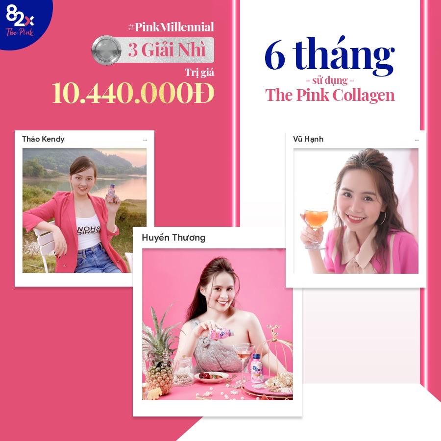 cuộc thi pink millennial của 82x 3